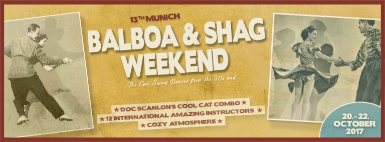 13th Munich Balboa & Shag Weekend